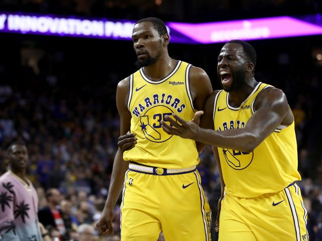 Draymond Green Is Right About Kevin Durant. But He's Also Dead Wrong