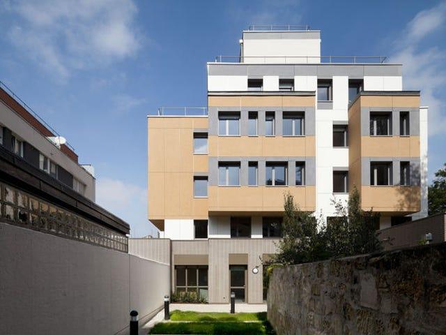Babayagas House in Paris