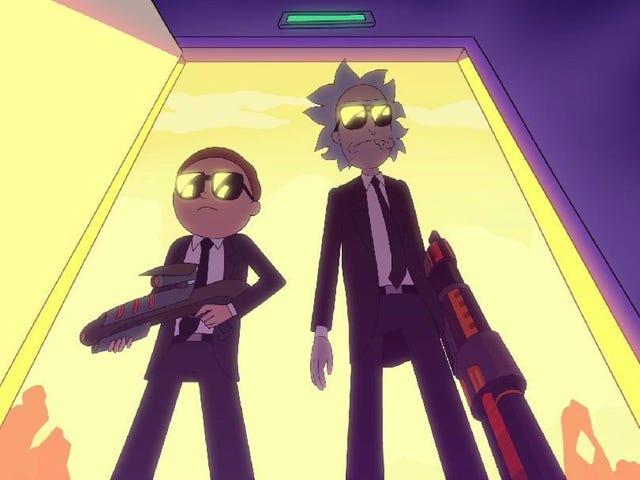 Рик и Морти возвращаются на 70 других эпизодов, но Aw Geez, не спрашивайте, когда