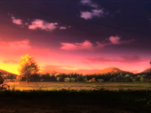 Non Non Biyori Reminds Me of a Wish in My Heart