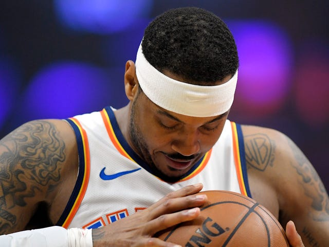 Melo Yells Two Of The Seven Dirty Words