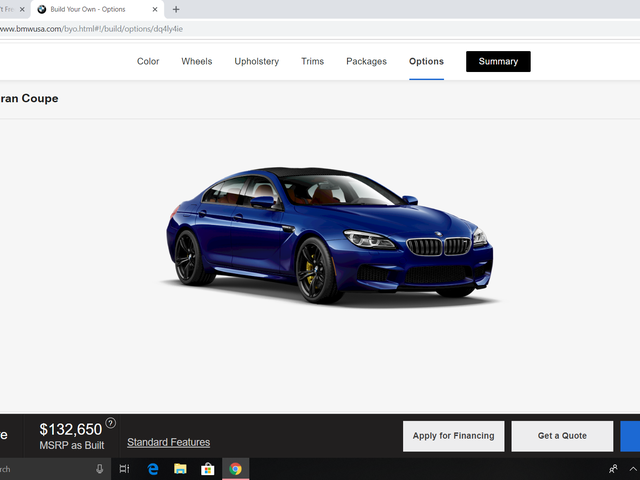 PSA: You can Still buy a Manual M6 Gran Coupe