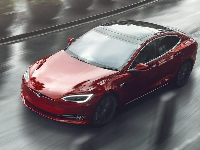 Tesla Model S Refresh con interior minimalista y motores Model 3 que vienen este año: Informe