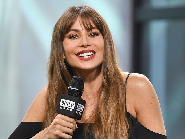 Saturday Night Social: Hosted by Sofia Vergara's Mammogram