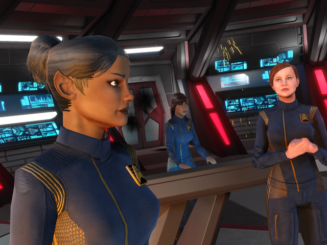 Star Trek Online's Journey to Discovery Squanders Some of Its Great Potential