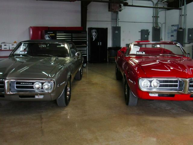Τα πρώτα δύο Pontiac Firebirds που έχουν δημιουργηθεί είναι καταχωρημένα σε Ebay Right Now για $ 285,000