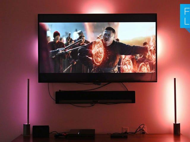 Nu kan du nemt synkronisere dine Philips Hue-lys med dit tv