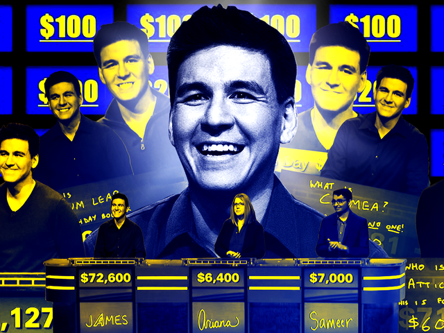 James Holzhauer Was The Jeopardy! GOAT