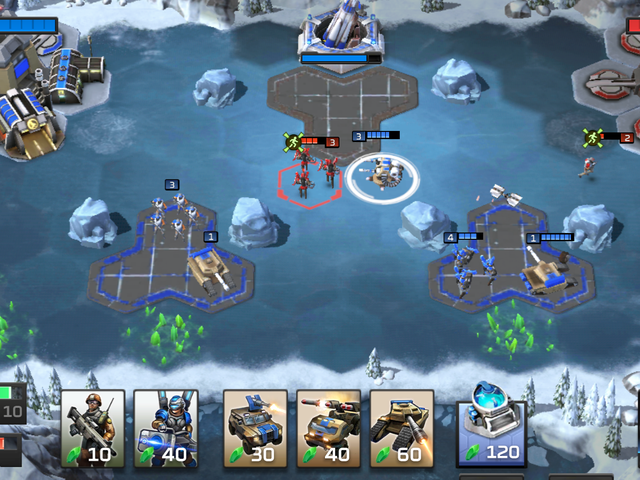Command And Conquer Mobile Game Would Be Great If It Weren't Pay-To-Win