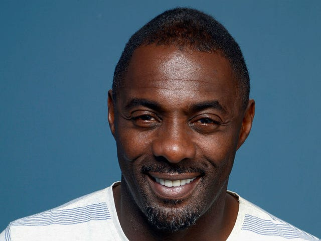 Merry Christmas! Sony Execs Want Idris Elba To Be the Next James Bond.