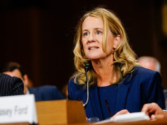 'Your Sacrifice Was Not in Vain': Tarana Burke, Tracee Ellis Ross and More Pen 'Love Letter' to Dr. Christine Blasey Ford