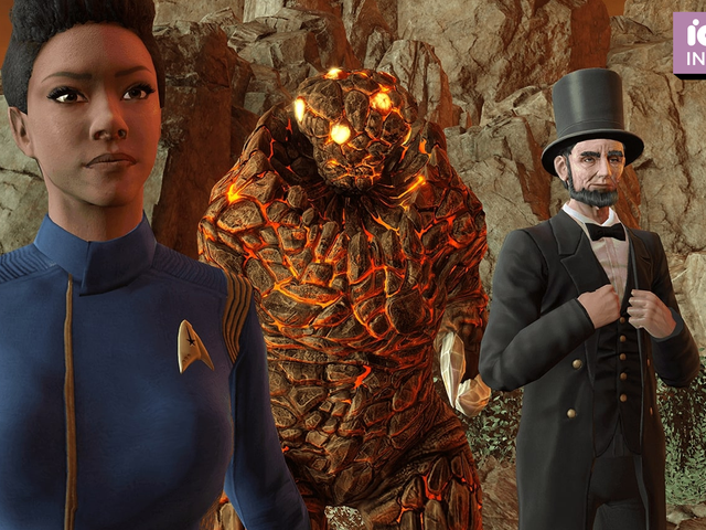 Sonequa Martin-Green de Discovery apporte son héritage Star Trek aux jeux vidéo
