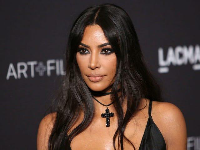 Kim Kardashian's CBD-Themed Baby Shower lyder ganske godt