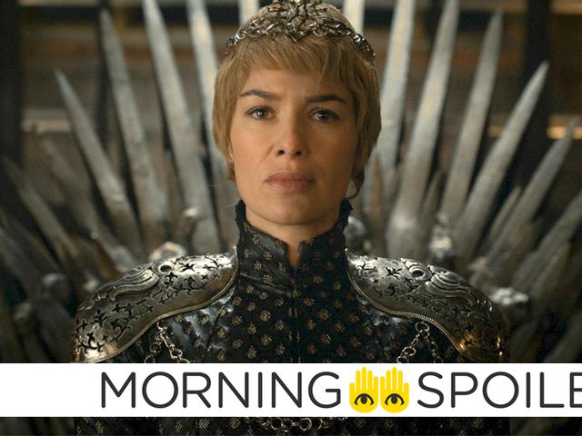 ロングデッドキャラクター<i>Game of Thrones</i>復帰することはできますか?