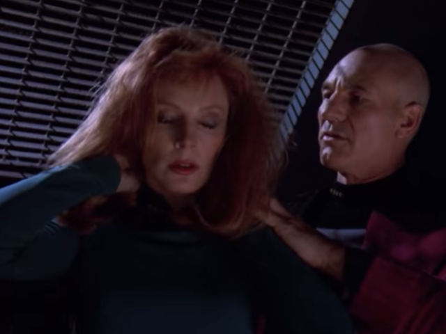 "It's some kind of supercut of every time someone says ""some kind of"" on Star Trek"
