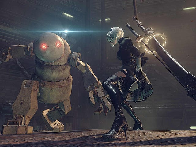 Every PS4 Owner Should Grab Nier: Automata For $30