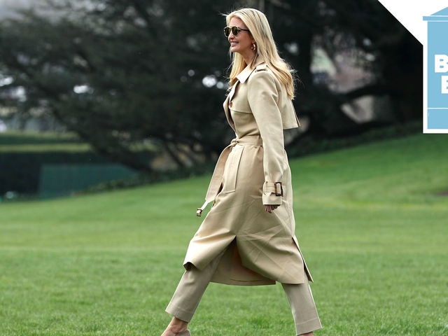 Ivanka Succeeds in Empowering American Women, Moves on to Peru