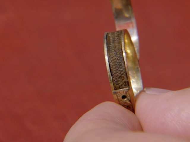 Woman Finds Ring Filled With Charlotte Brontë's Hair, Is Now $26,000 Richer