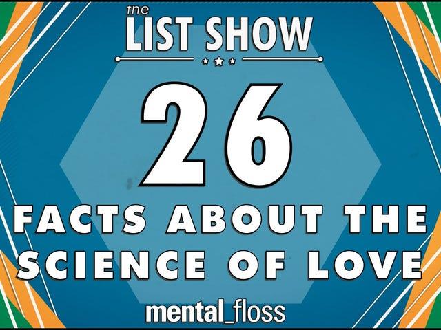 26 Γεγονότα για την επιστήμη της αγάπης που μπορεί να μην ξέρετε