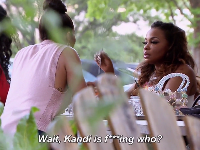 An Explainer of the Lesbian Drama on This Season of Real Housewives of Atlanta