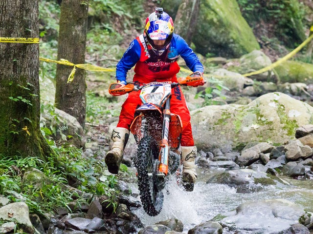 Check Out The Action From America's Toughest Enduro