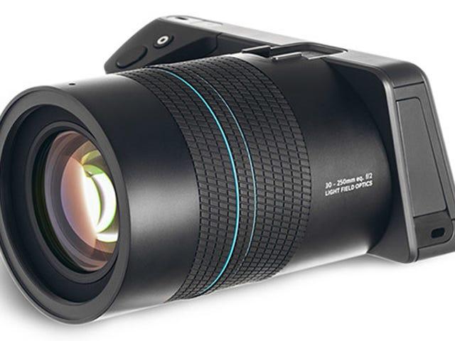 Limited Time: Save Hundreds On The Lytro Illum Camera + Free Shipping