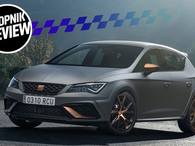 Ang SEAT Leon Cupra R Isa sa Rarest Forbidden Fruit Hot Hatchbacks