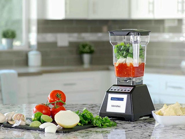 Test Out This Insanely Powerful Blendtec Blender For $100 Off