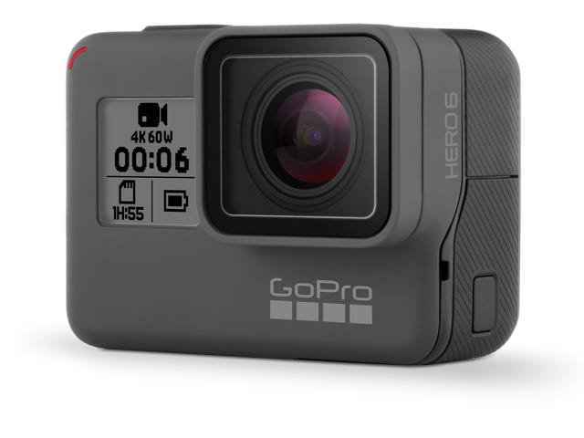 GoPro Just Upgraded the Brains of Its Best Camera With the Hero6 [Updated]