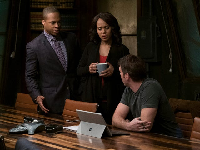 Scandal Recap: We Finally Find Out What the Hell Happened to Huck