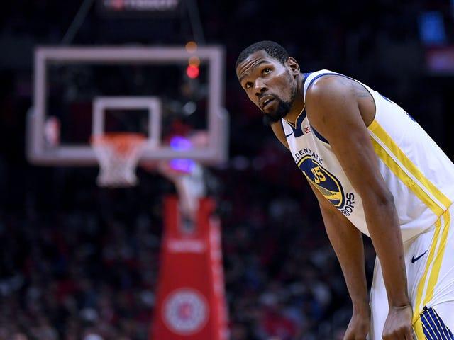 Os Knicks Nem Tiveram A Chance De Ser Abatidos Por Kevin Durant