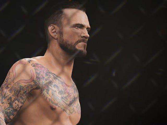 """CM Punk dice che i fan arrabbiati per la sua valutazione nel prossimo gioco UFC sono """"maledetti"""""""