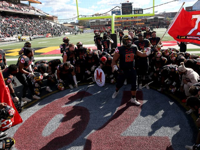 Maryland Fires Two Trainers Who Failed To Properly Treat Jordan McNair
