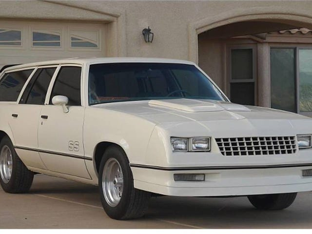 At $13,750, Would This Custom 1979 Chevy Malibu Wagon Be Super to Sport?
