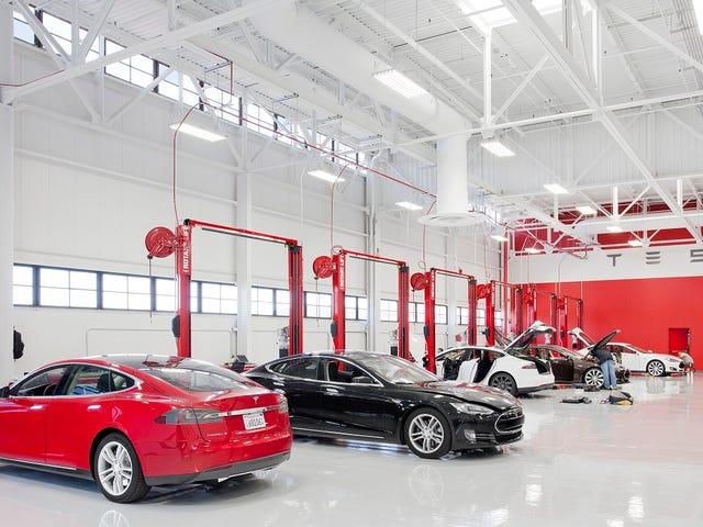 Mô hình sắp tới của Tesla 3 có thể thay đổi giá và vị trí của các mô hình khác