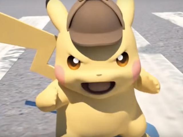 Danny Devito zou zorgen voor een uitstekende detective Pikachu