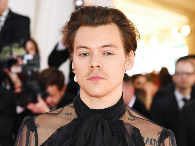 Sorry, everybody: Harry Styles is not playing Prince Eric in The Little Mermaid