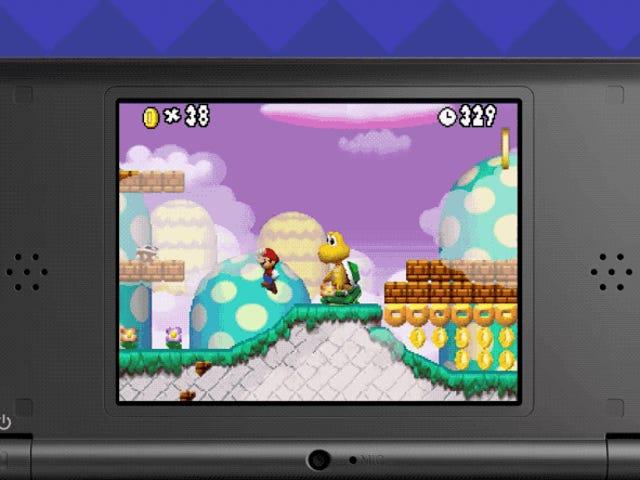 Ang mga tagahanga ng 80 na mga manlalaro ay nakumpleto na ang mga New Super Mario Bros laro para sa New Super Mario Bros , at nakarating na mga manlalaro