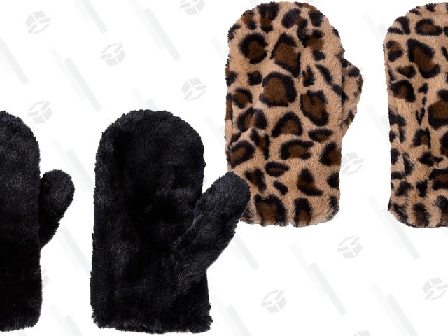 """<a href=""""https://kinjadeals.theinventory.com/you-can-buy-oprahs-favorite-faux-fur-mittens-for-78-o-1831182987"""" data-id="""""""" onClick=""""window.ga('send', 'event', 'Permalink page click', 'Permalink page click - post header', 'standard');"""">You Can Buy Oprah&#39;s Favorite Faux Fur Mittens for $78, or Get These at Target for 1/10 the Price</a>"""