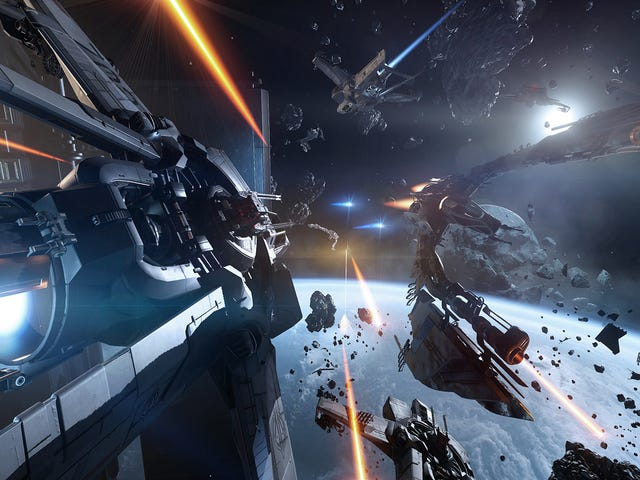 Crytek Sues Star Citizen Makers For Breaching Contract
