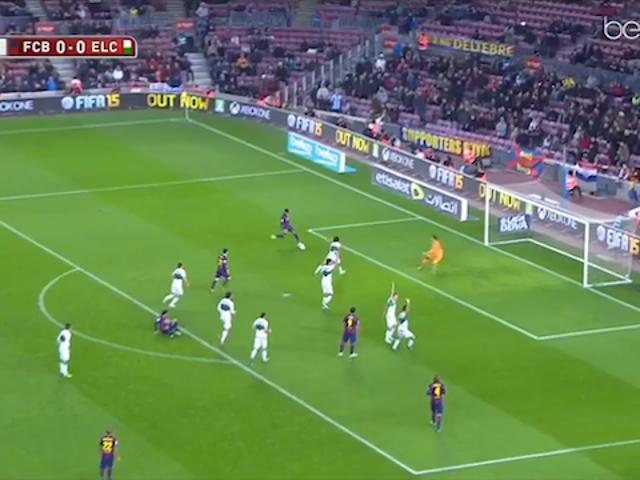Clube desastre ou não, Neymar, Suárez e Messi ainda vai te foder