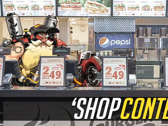 Kotaku 'Shop Contest: Este é um trabalho para Torbjorn