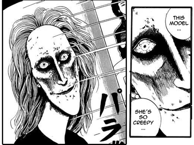 Junji Ito Collection Ep.2 - A fan's review