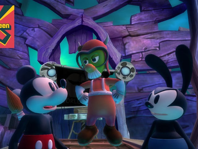 The Director Of Deus Ex And Epic Mickey Has Plenty More Wild Video Game Ideas