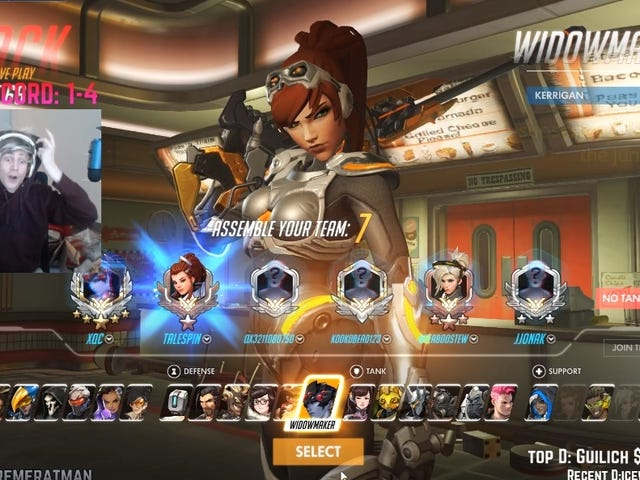 Former Overwatch Pro Continues To Be A Self-Own Machine