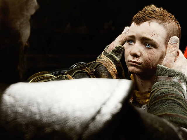The Parental Struggles In 2018's <i>God Of War</i> Echoed Those Of The People Making It