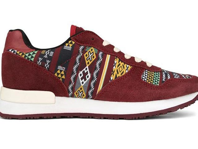 Save 50% On A Pair Of Inkkas: Handmade Travel-Inspired Sneakers (From $24)