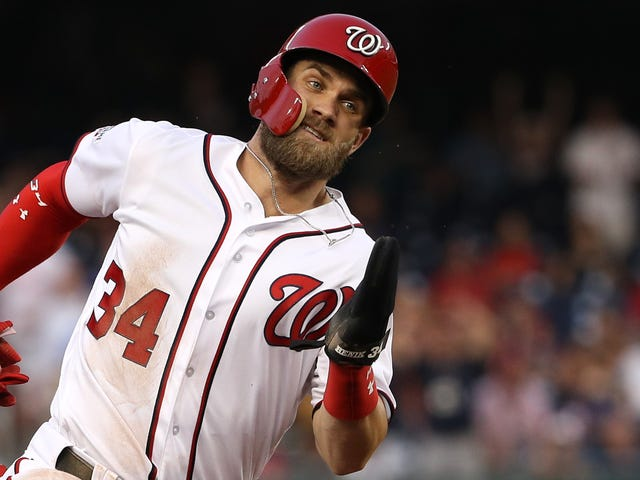 Nationals Somehow Add New Layers Of Humiliation To Loss Of Bryce Harper