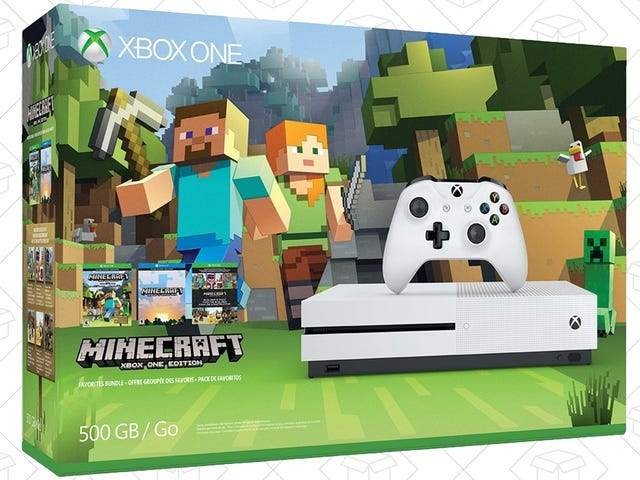 Now You Can Get An Xbox One S For Just $200