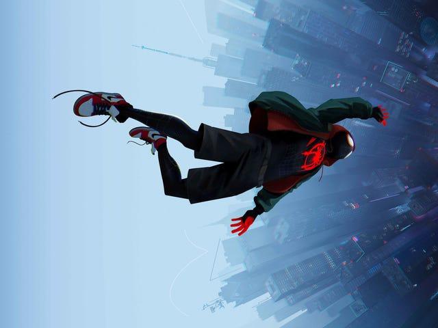 Spider-Man: Un Nuevo Universo - Análisis de la película
